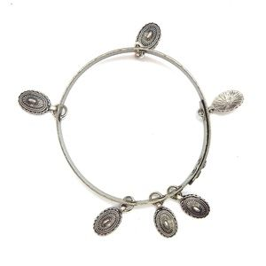 THUNDERBIRD CONCHO BANGLE NEW